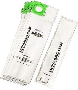 5300 HEPA Bag Kit for Windsor Sensor, Versamatic Plus, and More 10pk plus FREE Filter