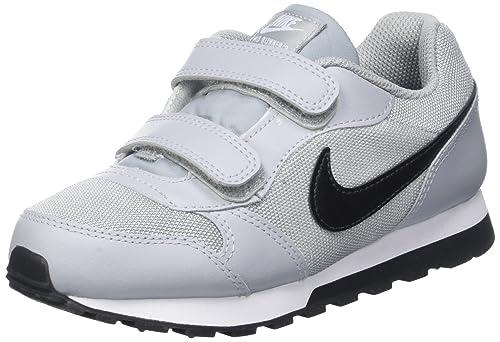 Nike Wolf Grey/Blk-ttl Crmsn-White, Zapatillas, Bebé-Niños: Amazon.es: Zapatos y complementos
