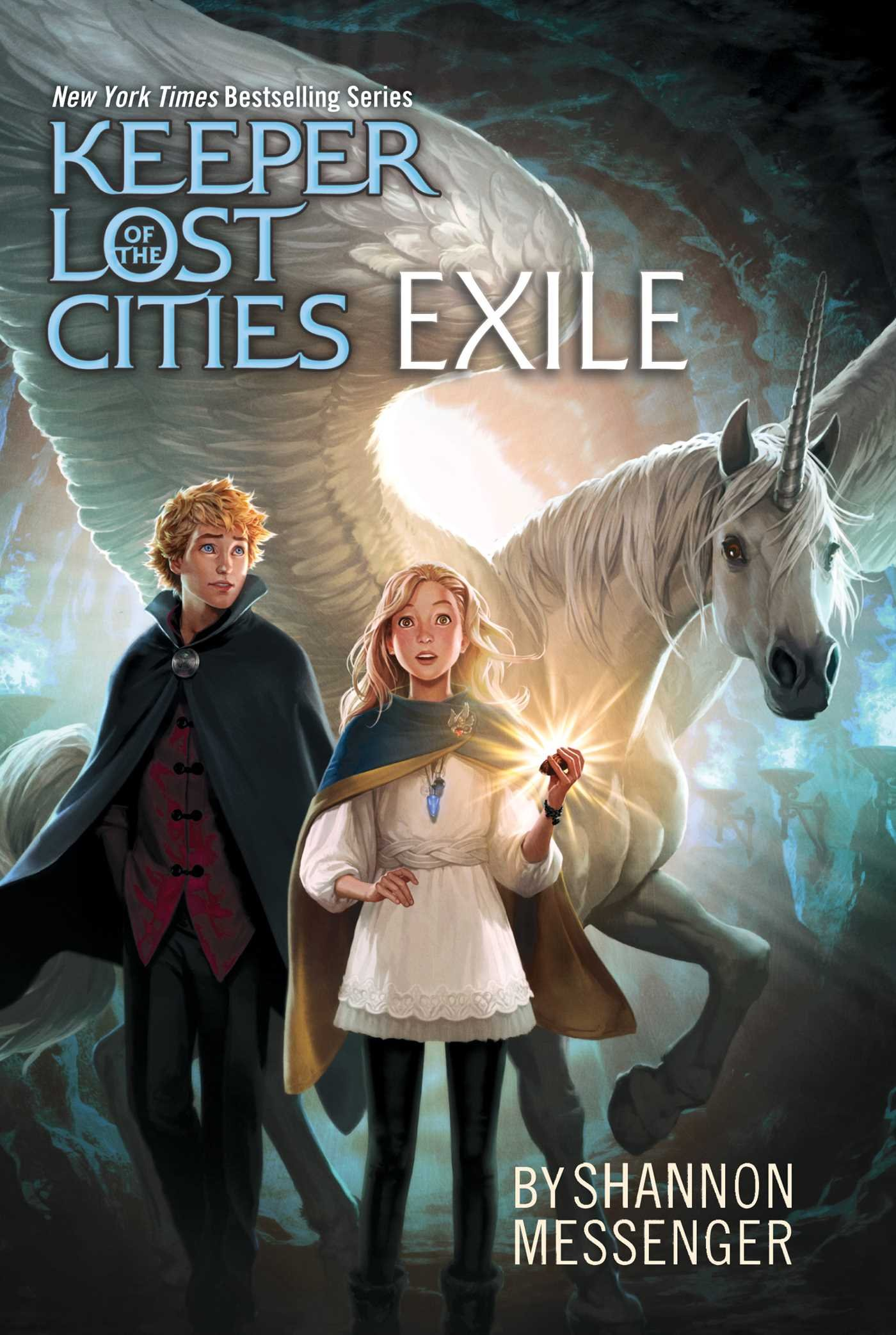 Exile keeper of the lost cities shannon messenger 9781442445970 exile keeper of the lost cities shannon messenger 9781442445970 amazon books fandeluxe Image collections