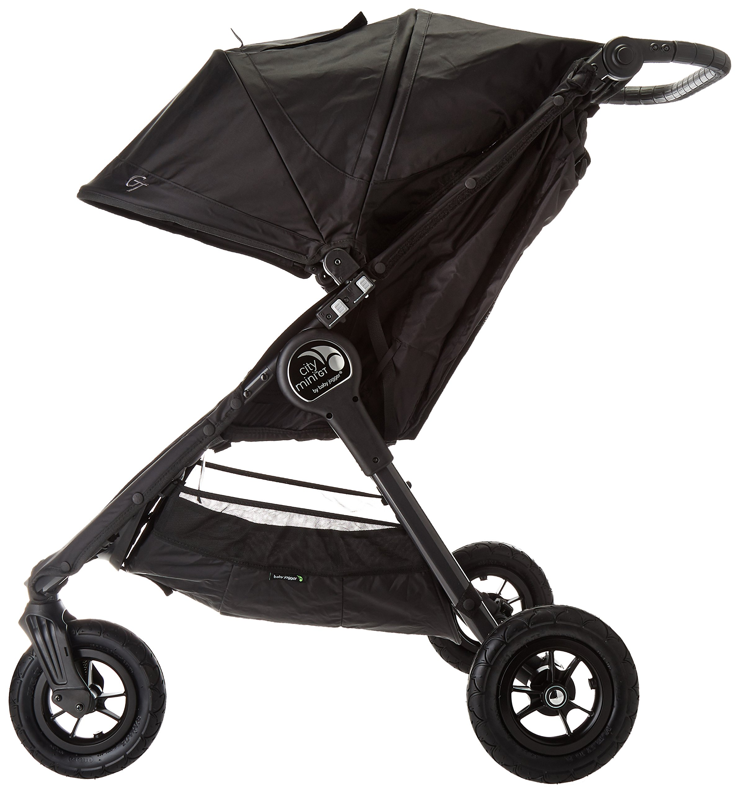 Baby Jogger 2016 City Mini Gt Single Stroller Black