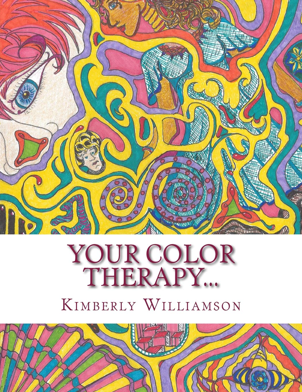 Download Your Color Therapy...: Is My Doodle Therapy. pdf