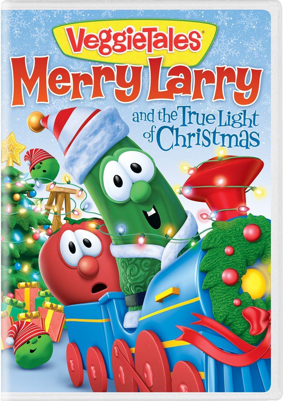 Light Of Christmas.Amazon Com Veggietales Merry Larry And The True Light Of