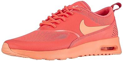 Nike Air Max Thea 599409 Damen Laufschuhe Orange (Hot Lava/Sunset Glow 801) 36 EU