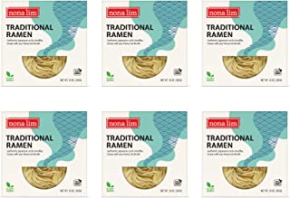 product image for Nona Lim Fresh Traditional Ramen Noodles (10 oz., 6 Count) - Vegan, Dairy Free