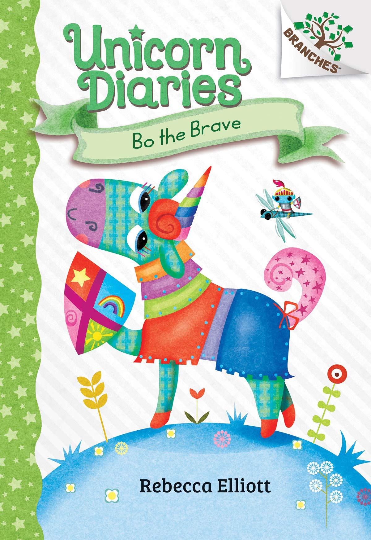 Amazon Com Bo The Brave A Branches Book Unicorn Diaries 3 9781338323436 Elliott Rebecca Elliott Rebecca Books What reading level is unicorn diaries