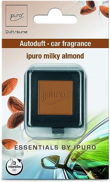 Ipuro Milky Almond Autoduft 22 G Drogerie Körperpflege
