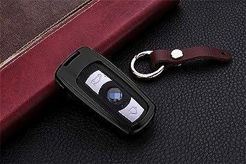 Amazon Com M Jvisun Key Covers For Car Keys Bmw Smart Key Key Fob