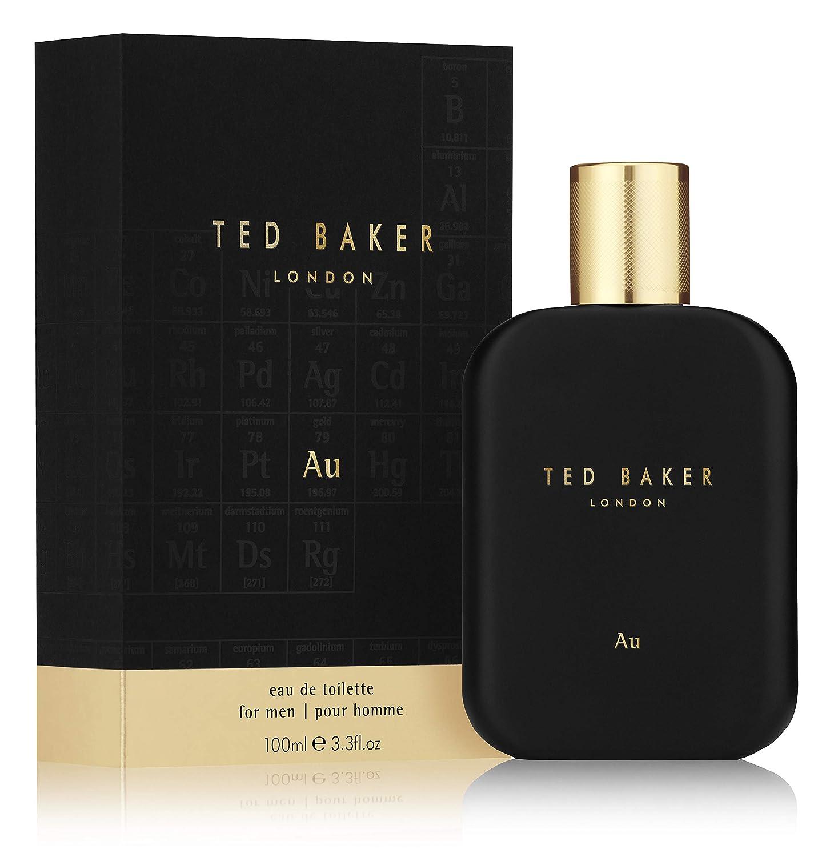 a5d355840 Ted Baker Tonics - Au (Gold) - Men s 100ml Eau de Toilette  Amazon.co.uk   Luxury Beauty