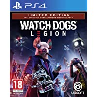 Watch Dogs Legion - Limited [Esclusiva Amazon] - PlayStation 4