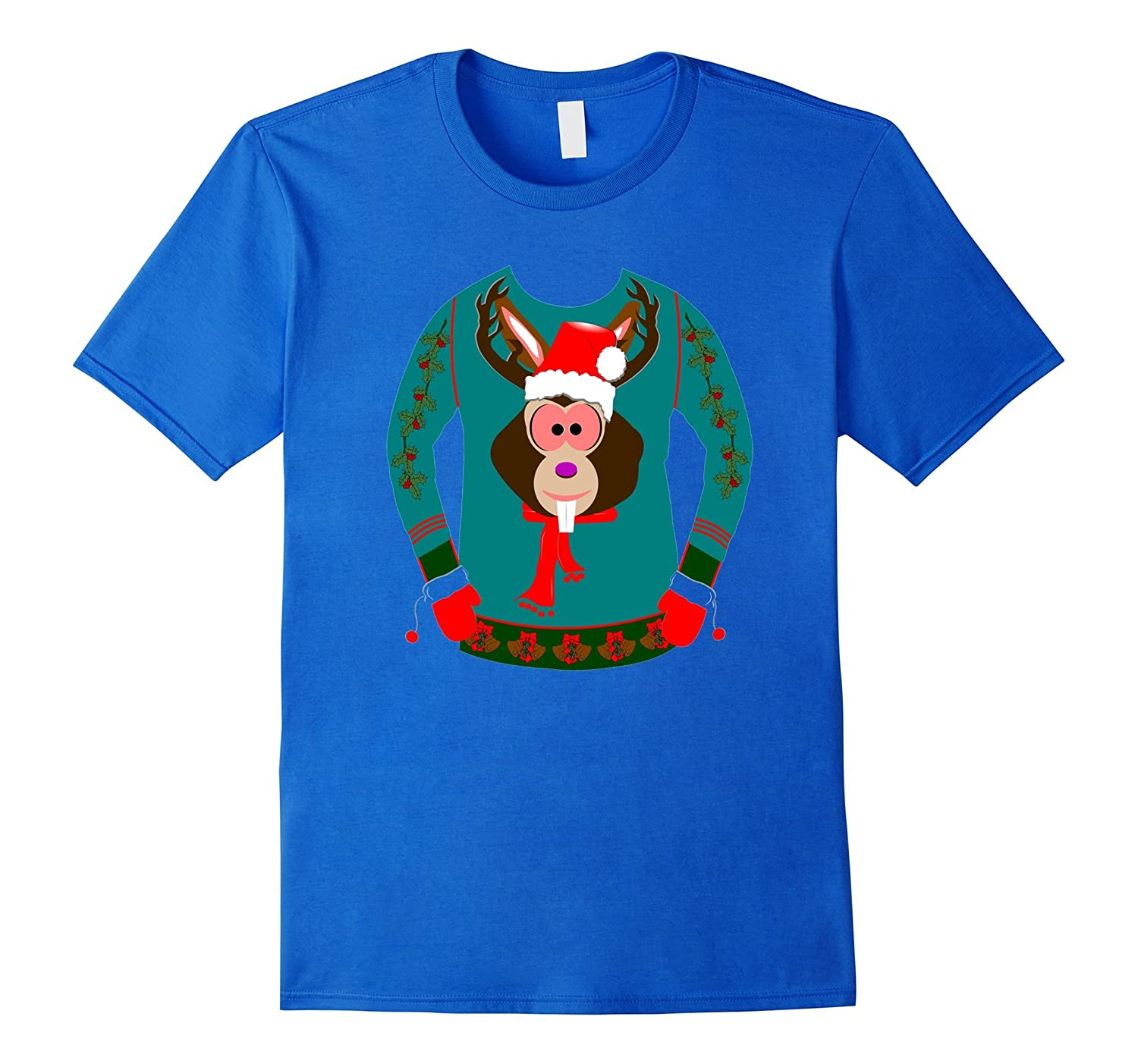 Ugly Sweater Christmas T-ANZ
