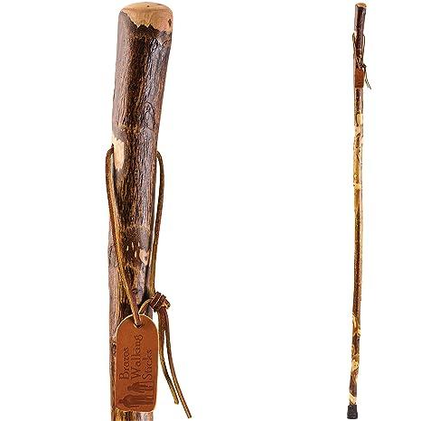 brazos free form walking stick  Buy Brazos Free Form Hawthorn Wood Walking Stick Hiking ...