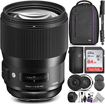 Sigma 14-24mm f//2.8 DG HSM Art Lens for Canon EF Sigma USB Dock with Altura Photo Advanced Accessory and Travel Bundle