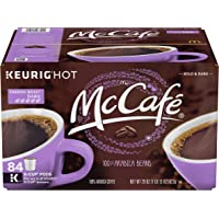 Deals on 84-Count McCafe French Roast Dark K-Cups Pods
