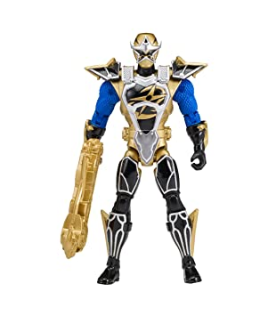 /& Blue Ranger Figure 30 cm Red Yellow Power Rangers Ninja Steel Gold