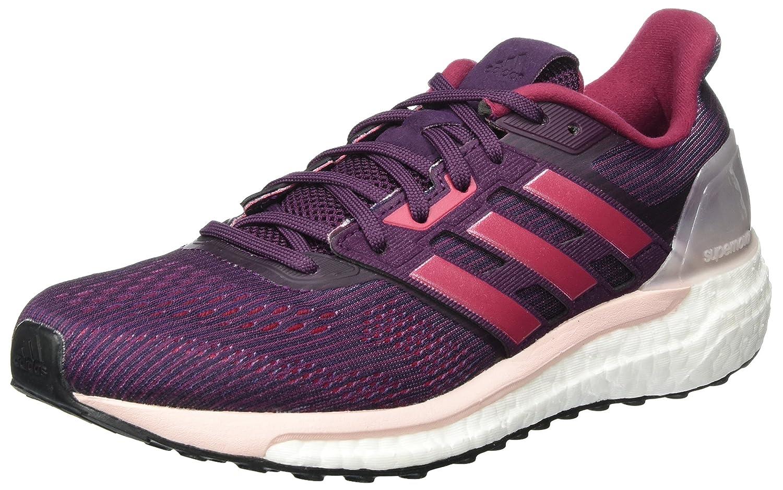 Adidas Supernova Glide 9 Zapatillas de Running para Mujer 40 EU Multicolor (Red Night /Energy Pink /Mystery Ruby )