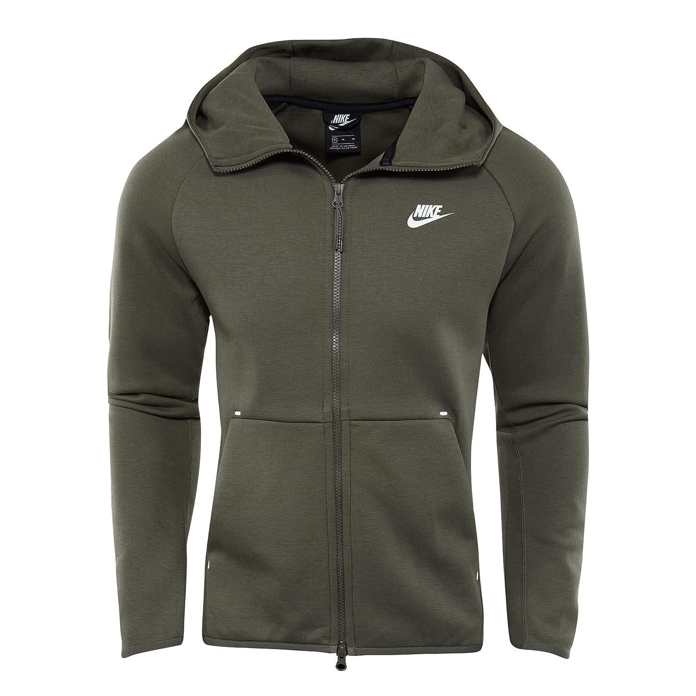 Nike M Nsw Tch Flc Hoodie Fz | Nencini Sport
