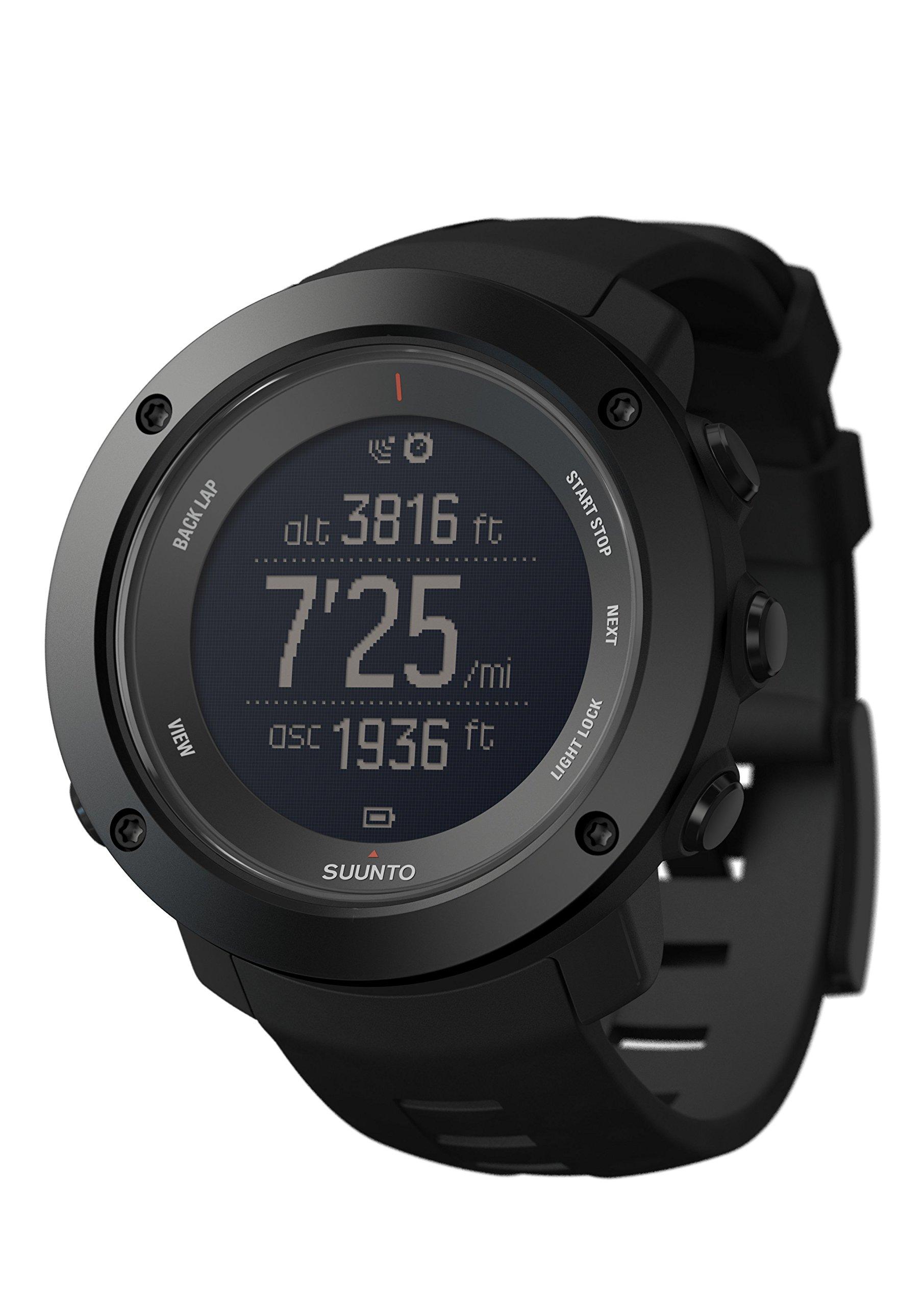 Suunto Ambit3 Vertical Running GPS Unit, Black