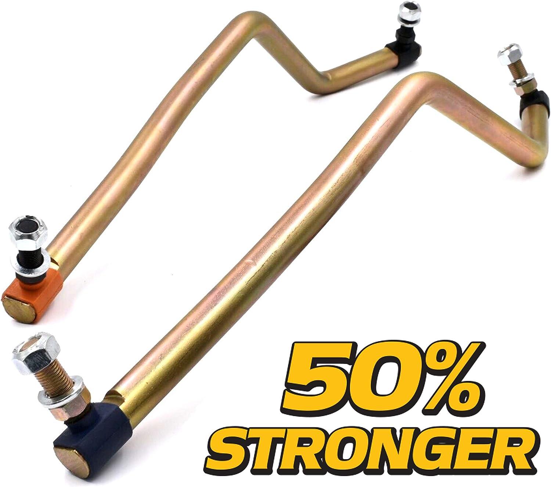 Genuine Husqvarna 597069802 597069902 597069702 LH RH Drag Link /& Tie Rod Set