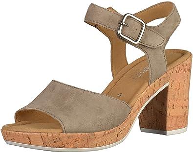 e2360dfa35c8 Gabor Damen Sandalette  Amazon.de  Schuhe   Handtaschen