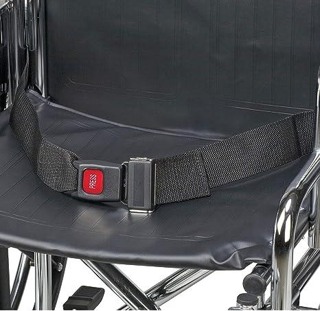DMI Cintura di sicurezza per sedia a rotelle