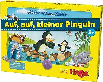 HABA 301842 - Juego de Tablero (Juego de Mesa de Carreras, Niños, 5 min, 10 min, Niño/niña, 2 año(s)): Amazon.es: Juguetes y juegos