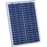 20W 12V Photonic Universe solar panel with 2m cable for a camper, caravan, boat or any other 12V system (20 watt)