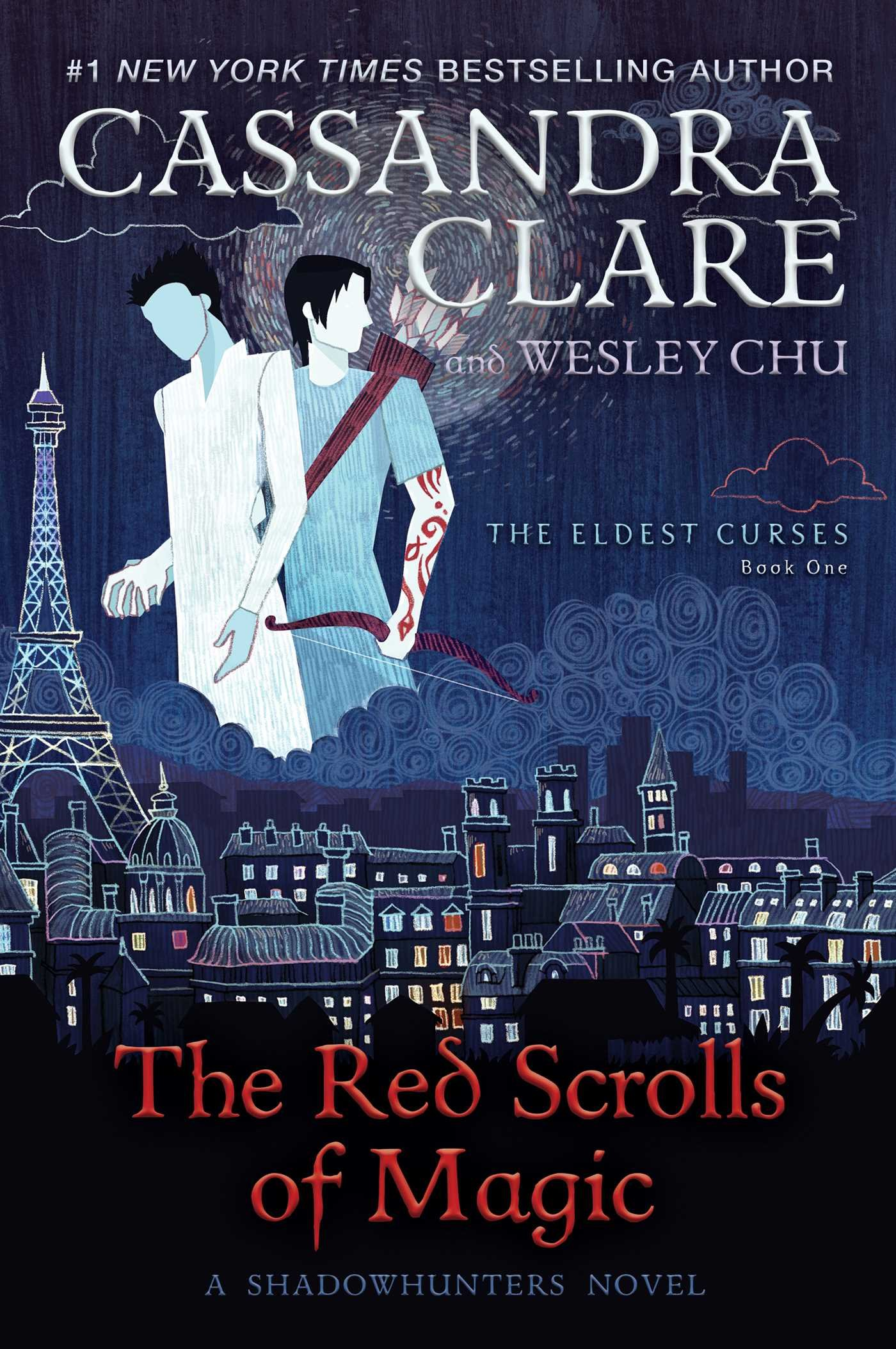 Amazon Com The Red Scrolls Of Magic The Eldest Curses