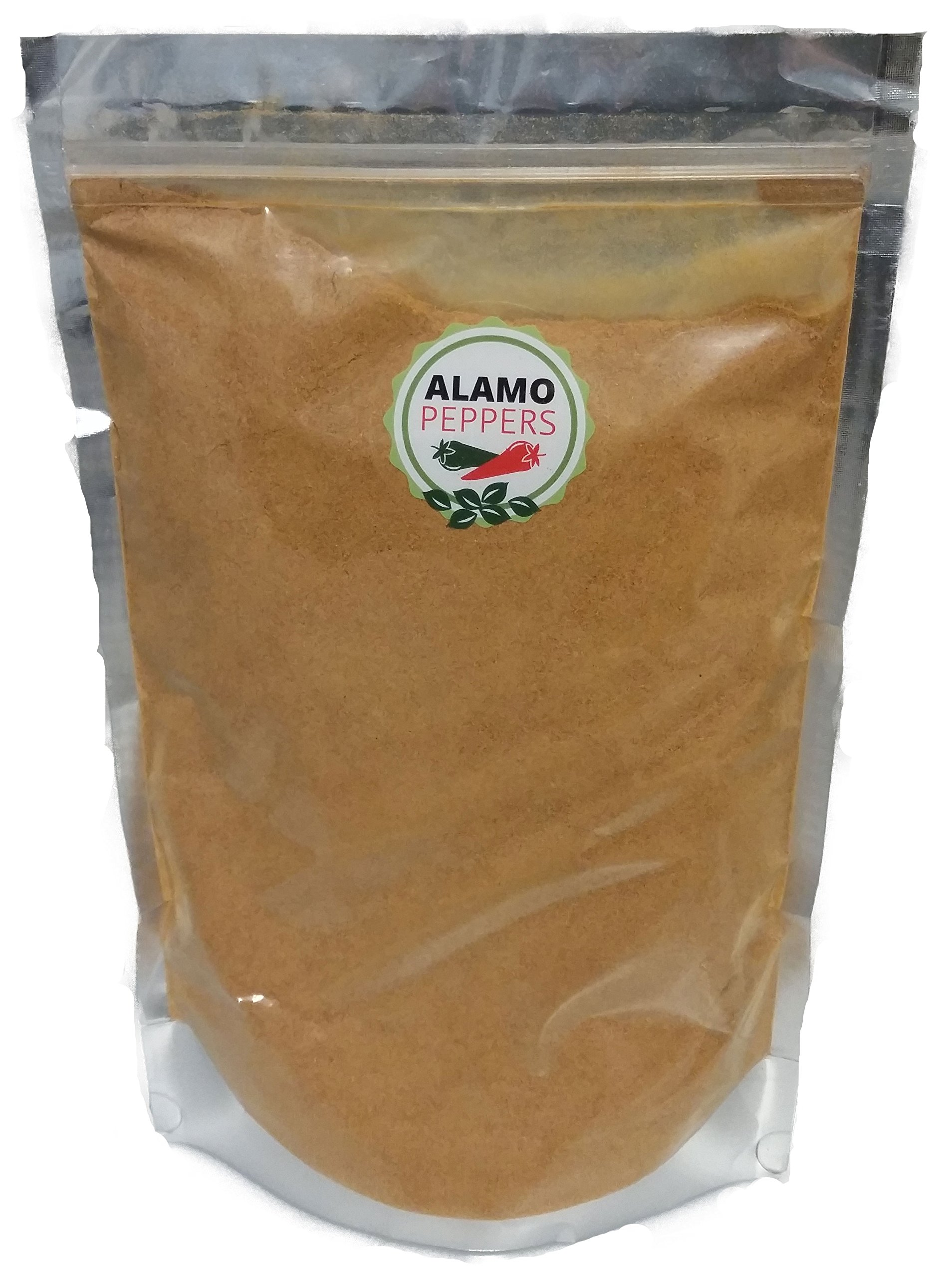 Alamo Peppers Ghost Pepper Powder 1 Pound