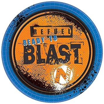 Hasbro Nitro Blaster N-Strike Elite - Platos para Fiestas de ...