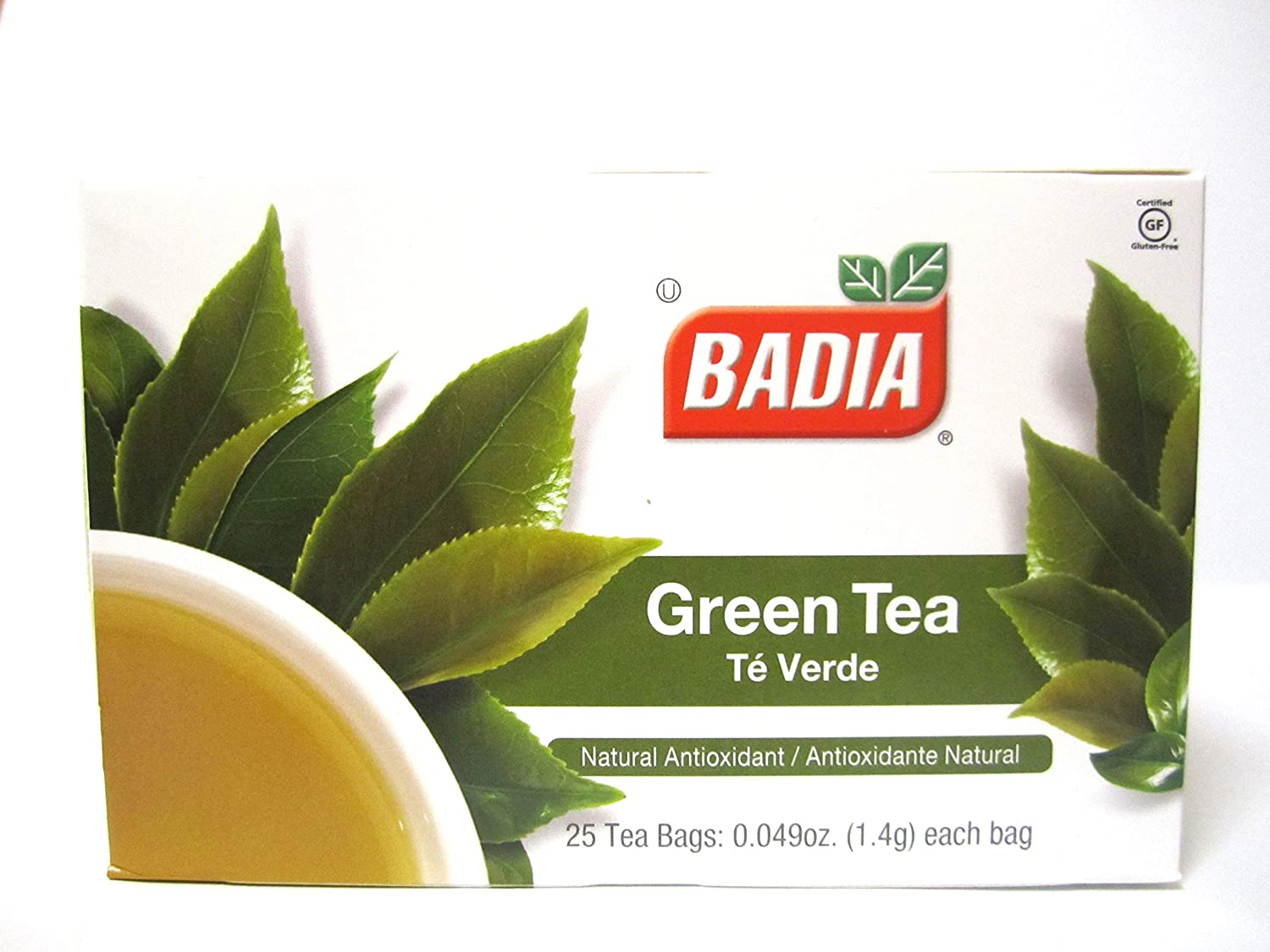Amazon.com : 100 Bags Green Tea Digestive Fat Burner Antioxidant/Te Verde Digestivo : Grocery & Gourmet Food