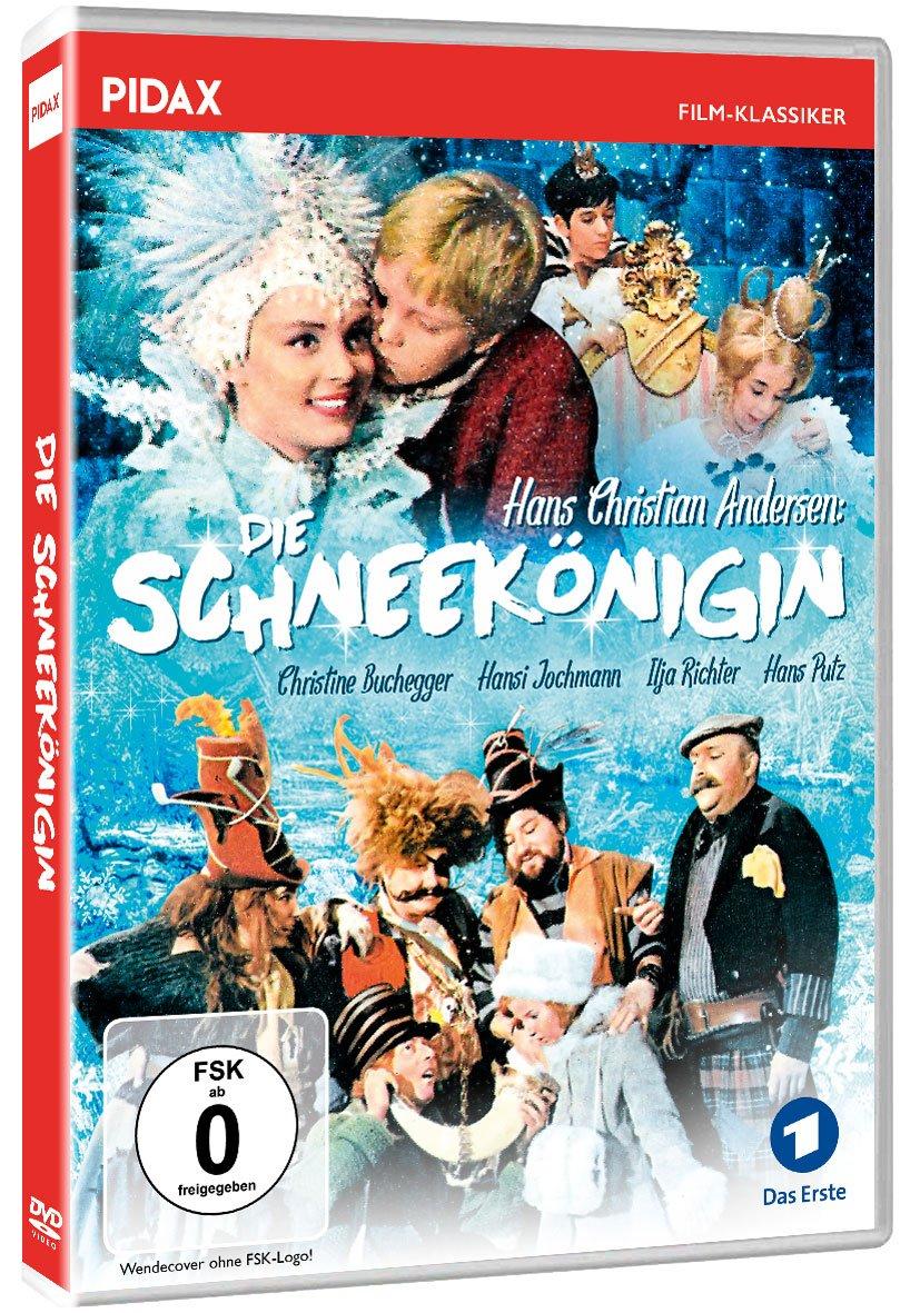 Die Schneekönigin / Zauberhafte Märchenverfilmung nach Hans ...
