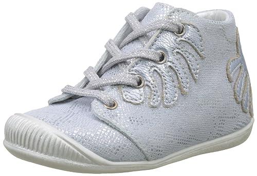 Little Mary Defeuille, Zapatillas para Bebés, Dorado (Harmony Platine), 20 EU