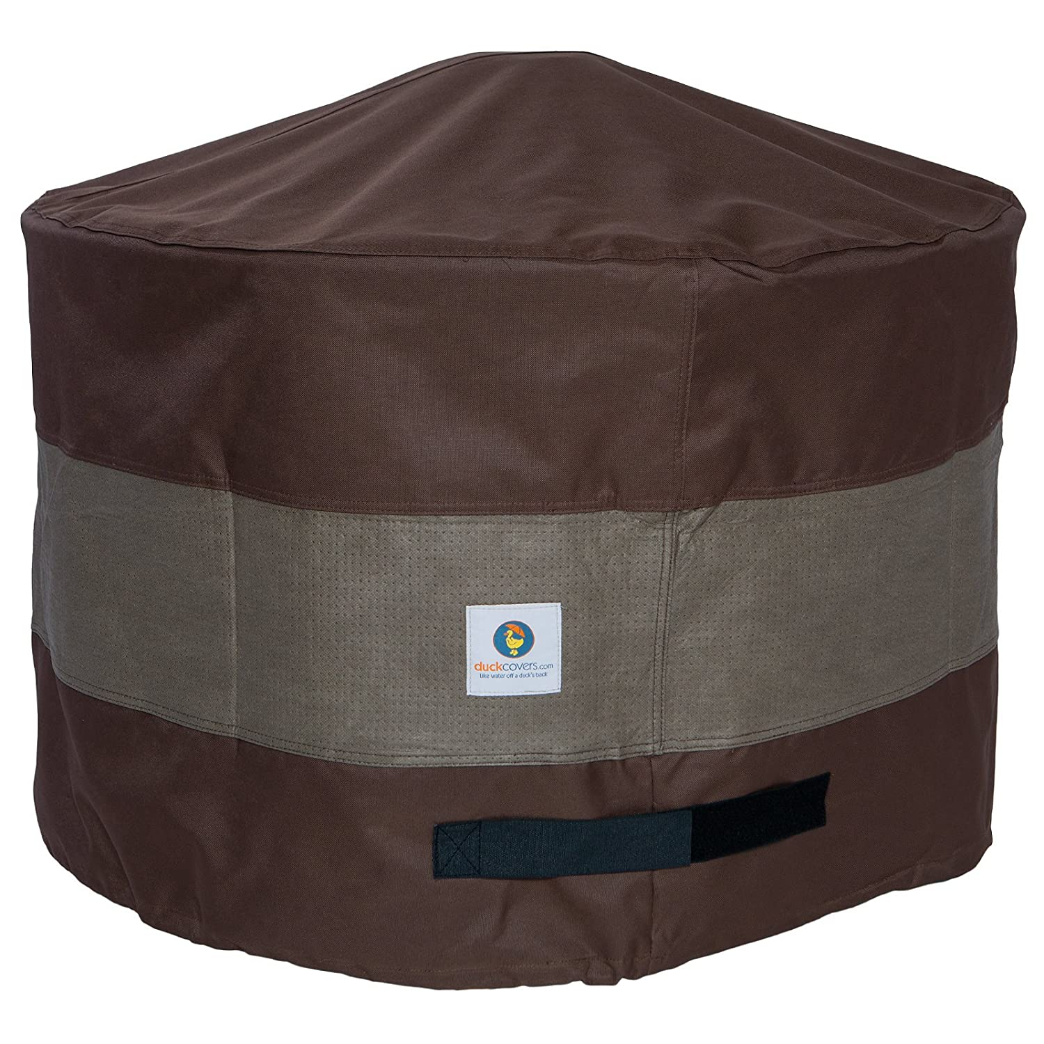 Duck Covers Ultimate Round Fire Pit Cover, 36 Inch