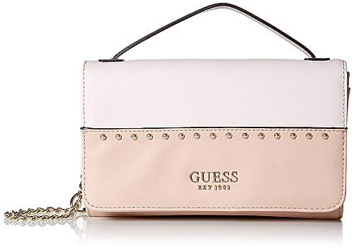 GUESS Kamryn Blush Wallet On A String, Multi: Amazon.co.uk