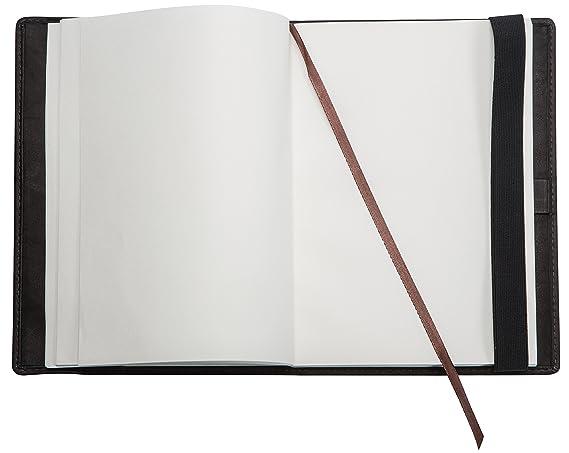 Amazon.com: Zippo - Funda de piel para cuaderno (A5, 8.7 in ...