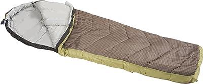 Suisse Sport Alpine Adult Mummy Double Layer Sleeping Bag