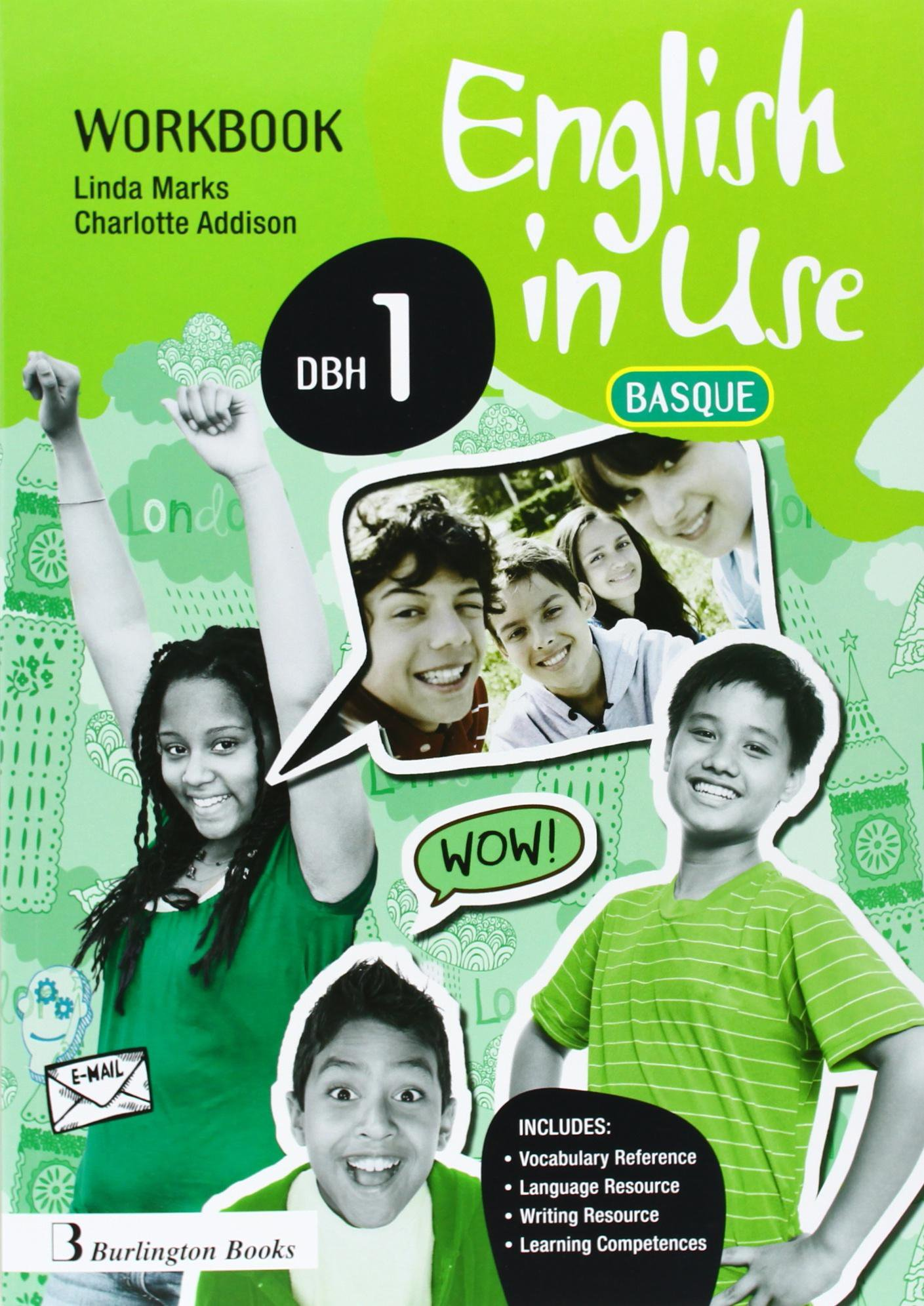 English In Use 1. Workbook. Basic. Eso 1 - Edition 2014 ...