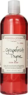 product image for Stonewall Kitchen Grapefruit Thyme Dish Soap, 17.6 oz