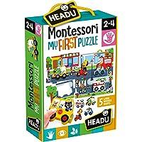 Headu Montessori Benim İlk Yapbozum - Şehir