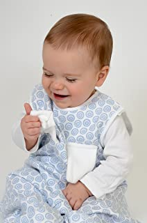 Amazon.com: Bitta kidda bebé chupete bebé enredadera cierre ...