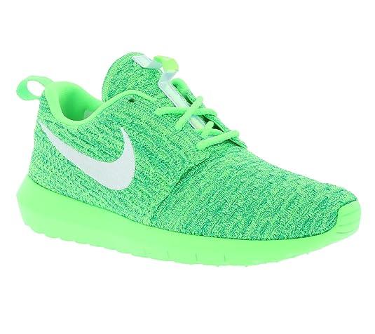 Nike 843386-301, Zapatillas de Deporte para Mujer, Verde (Voltage Green/White-Lucid Green), 37.5 EU
