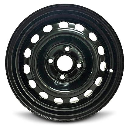 Amazon Com Hyundai Accent 14 Inch 4 Lug Steel Rim 14x5 5 4 100