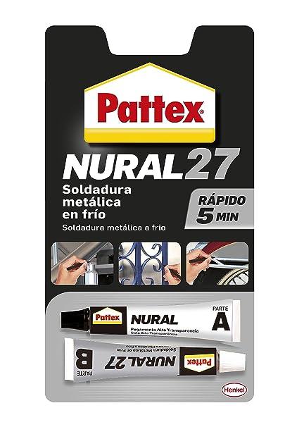 Henkel 14010117 Soldadura metálica en frío, gris