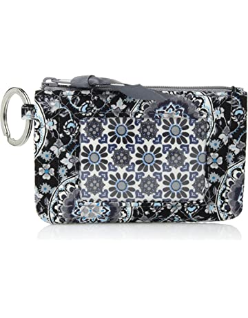 3dc4e747 Vera Bradley Iconic Zip ID Case, Signature Cotton