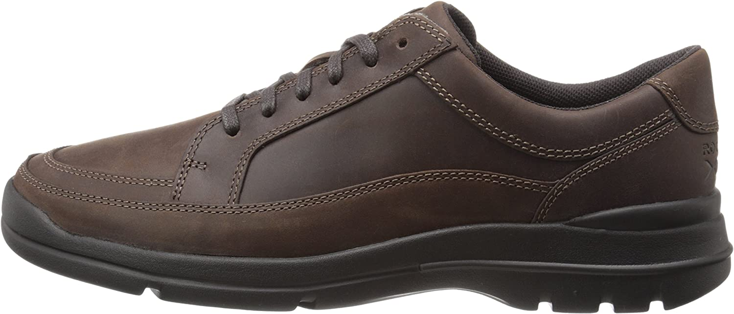 Rockport Mens City Play Two Lace To Toe Oxford