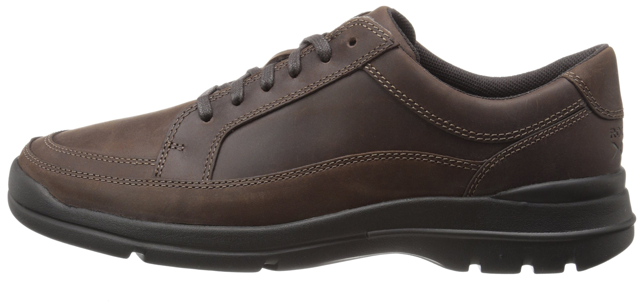 M78142 W ROCKPORT XCS TWO LACE TO TOE MEN/'S BROWN LEATHER OXFORD WIDE