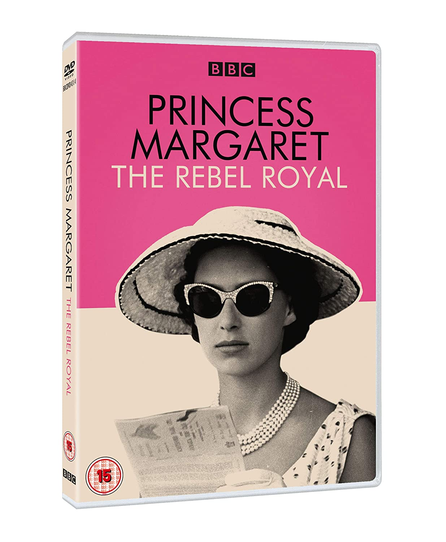 Princess Margaret The Rebel Royal Dvd 2018 Amazoncouk Dvd