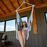 Vivere Brazilian Hammock Chair, Retro
