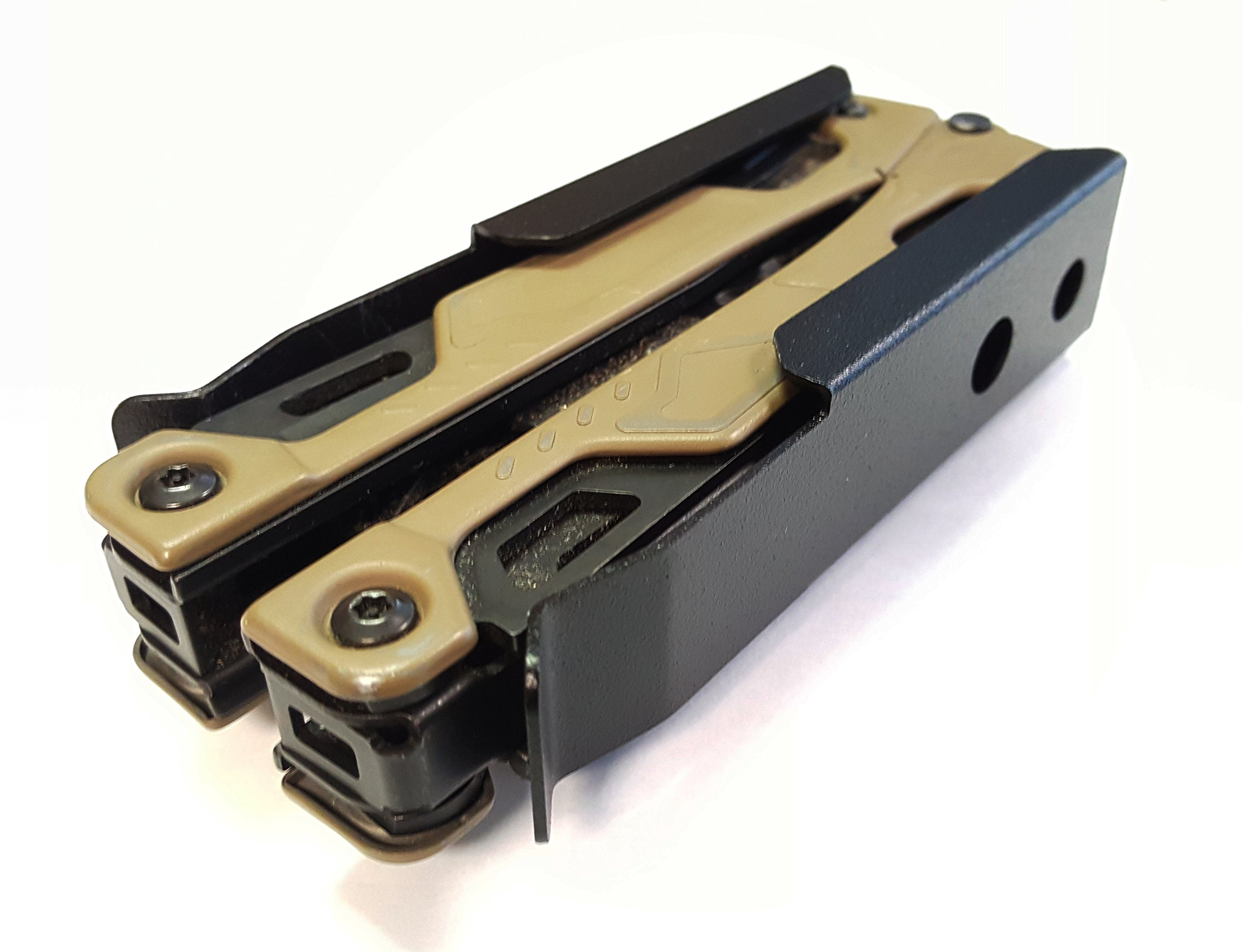 RAE GEAR OHT compatible with Leatherman sheath (2.25'' DUTY BELT CLIP)