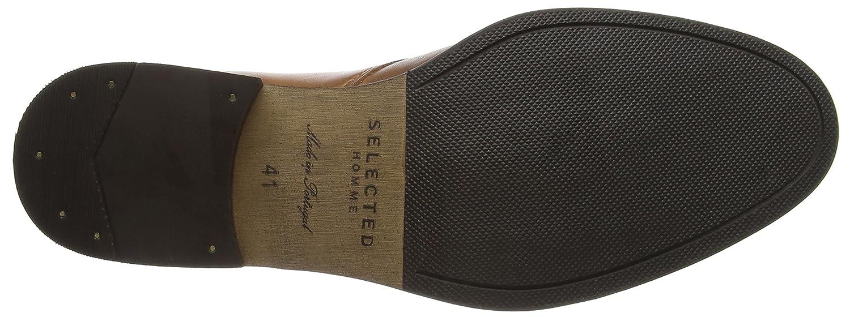 SELECTED Shdbolton Shdbolton SELECTED Leather Herren Chukka Stiefel 40b969